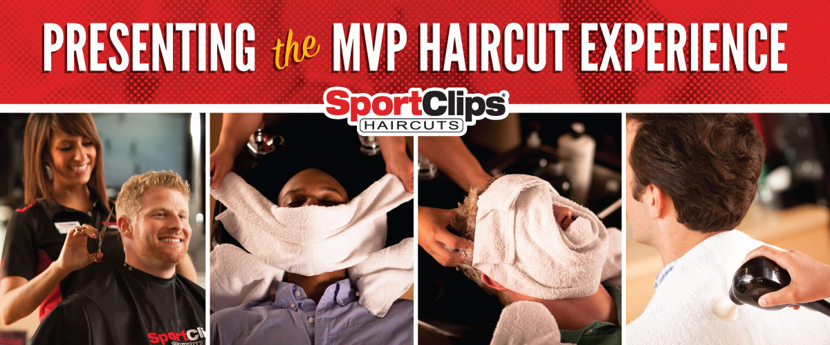 The Sport Clips Haircuts of Wildwood MVP Haircut Experience